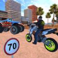 越野摩托车新手真正的越野车游戏 v5