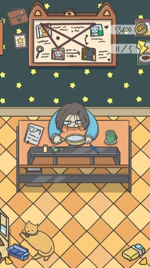 隐藏的猫咪侦探社游戏图片2