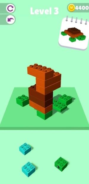 The builder 3D游戏安卓版图片2