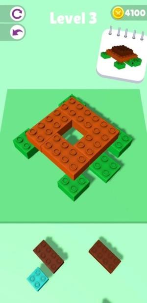 The builder 3D游戏安卓版图片1