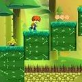 小男孩跑酷冒险游戏
