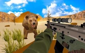 狩猎冲突大脚怪野生猎人游戏安卓版图片1