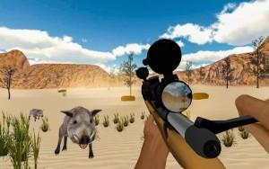 狩猎冲突大脚怪野生猎人游戏图1