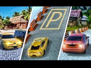 经典停车场主3d人游戏图1