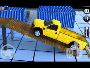经典停车场主3d人游戏图3