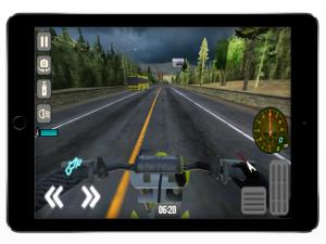 快速危险摩托车游戏图3