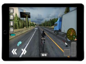 快速危险摩托车游戏安卓版图片1