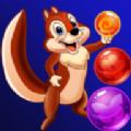 快乐松鼠泡泡射手游戏安卓版 v1.0