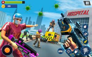 病毒战役游戏图1