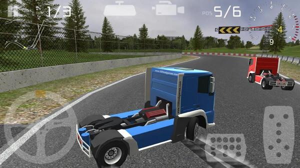 极限挑战越野卡车模拟游戏图片1