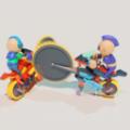 锯车大乱斗游戏安卓版 v1.0