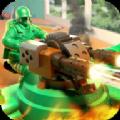 军人防御合并炮塔