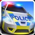 警察警车驾驶