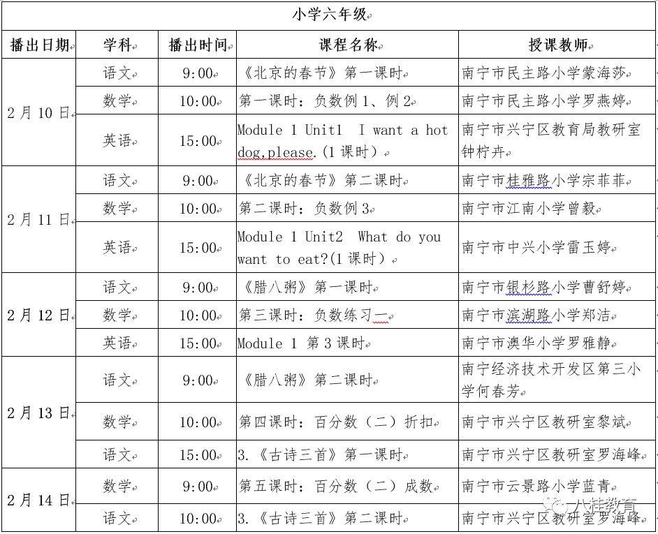 广西空中课堂app图片6