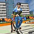 自由式极限滑板车3D安卓版