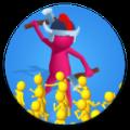 火柴人战斗运行3D史诗战斗游戏安卓版 v1.0.6