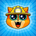 猫矿工大亨游戏红包福利版 v1.39.1