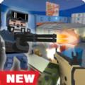 方块枪战在线FPS射手游戏安卓版 v1.0