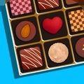 制作巧克力游戏安卓版 v1.0