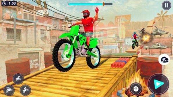 特技自行车高手游戏图片1