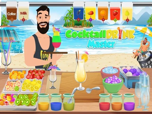 鸡尾酒酒保游戏图片1