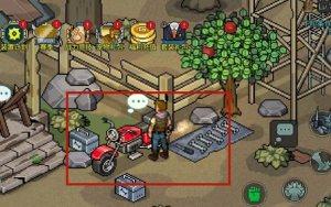 像素危城营地位置在哪 营地功能建筑NPC位置一览图片6