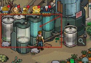 像素危城营地位置在哪 营地功能建筑NPC位置一览图片7