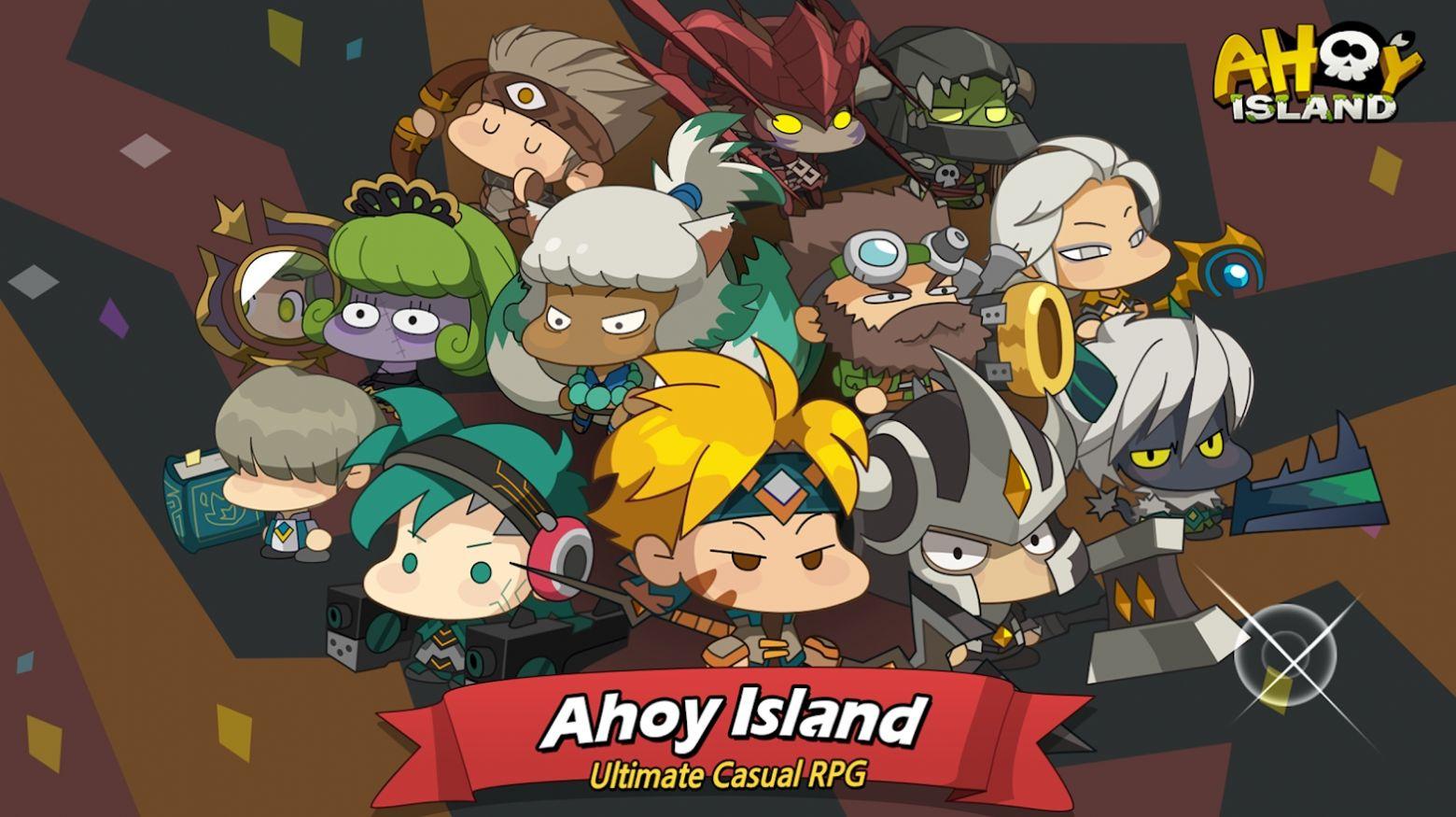 阿霍伊岛官方版图片2