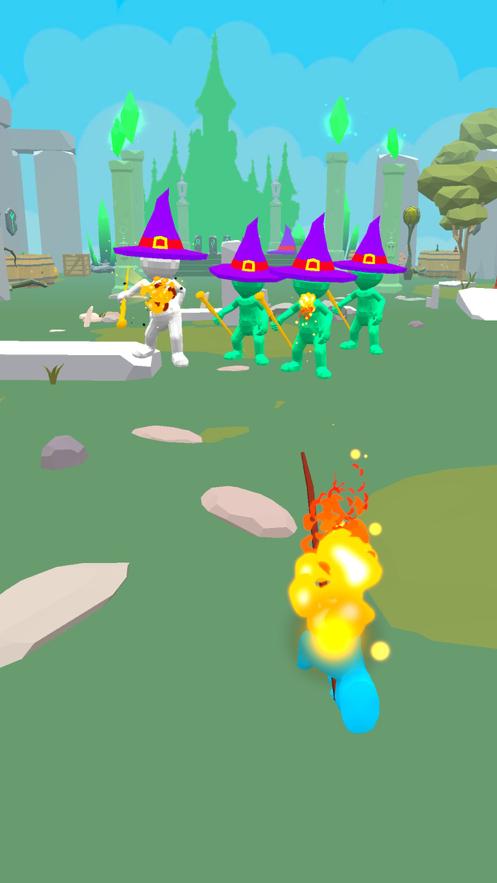 魔杖战争游戏图片1
