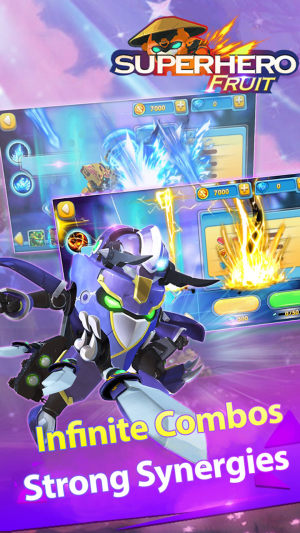 超级机器人敢达大战游戏安卓版图片1
