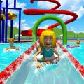 夏季运动水上乐园滑梯安卓版