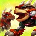 恐龙之战铁甲VS泰拉诺游戏