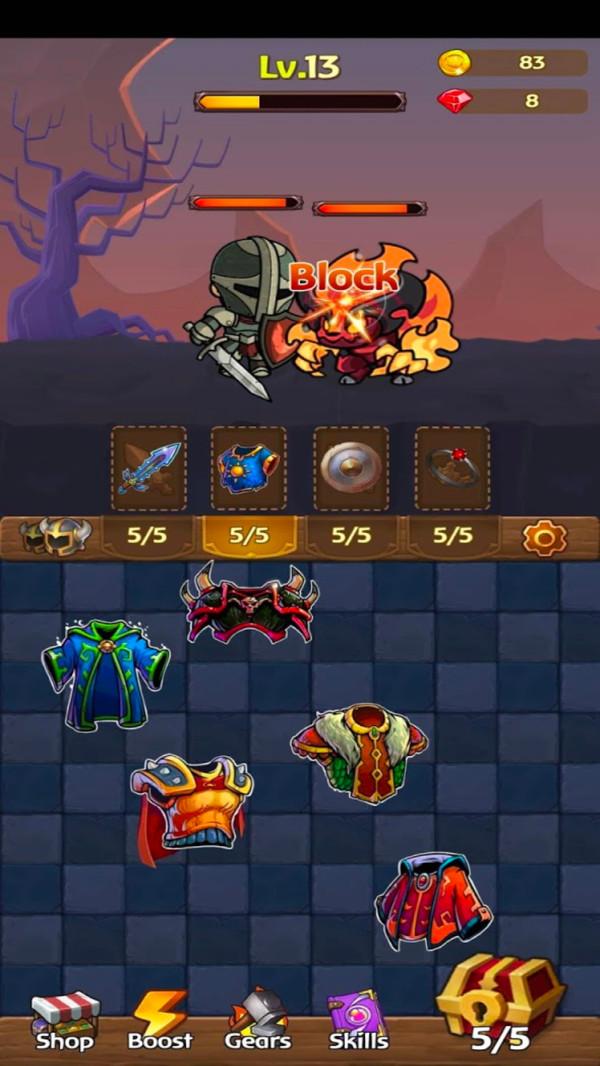 独奏小骑士游戏图片1
