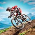 山地骑手竞技赛游戏
